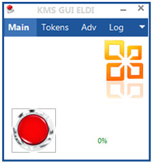 KMS GUI ELDI Windows 7